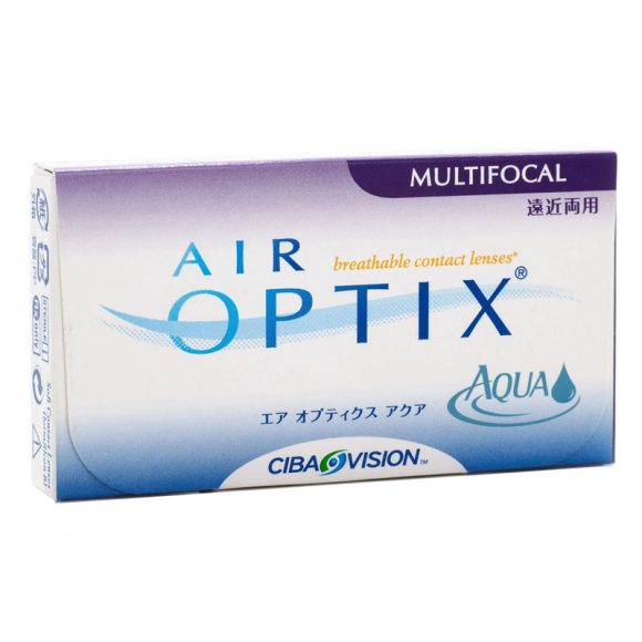 Купить в Твери контактные линзы AIR-OPTIX-MULTIFOCAL